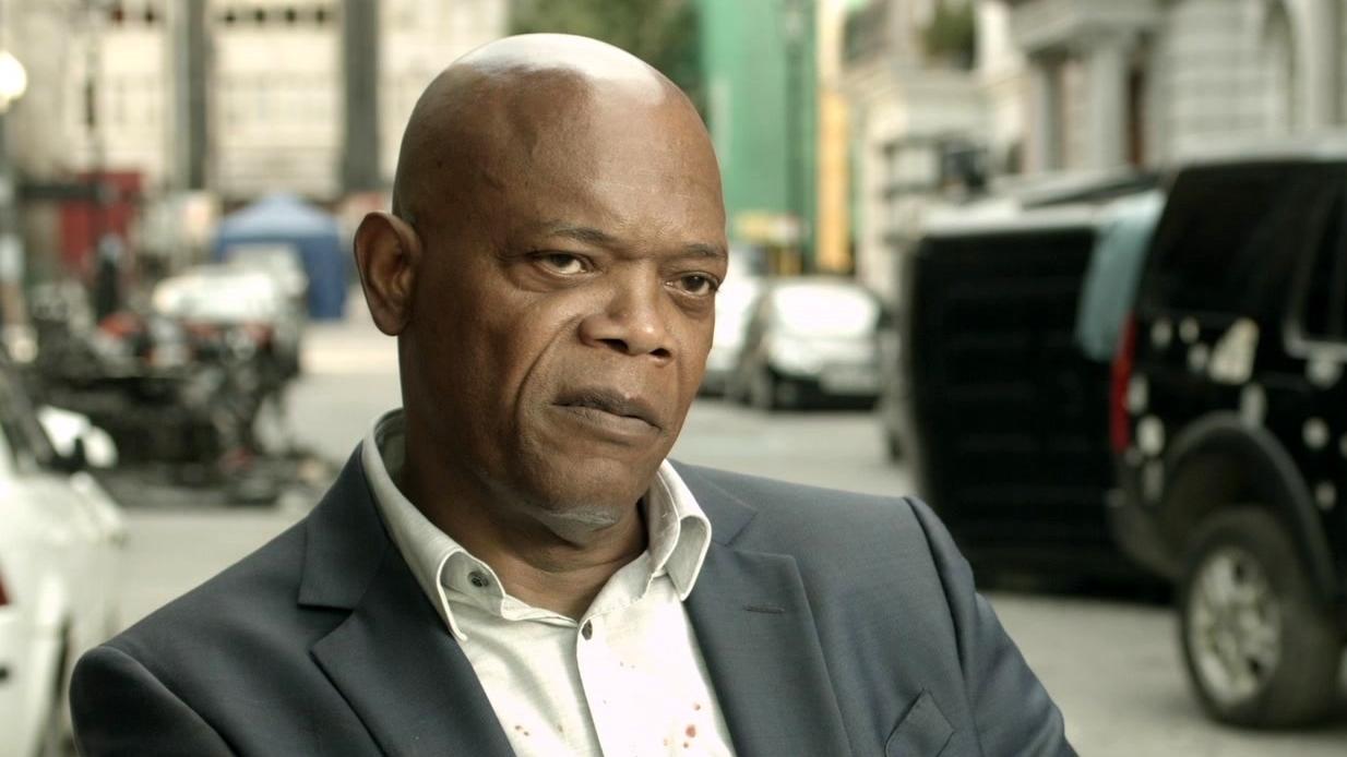 The Hitman's Bodyguard: Samuel L. Jackson On Gary Oldman (International)