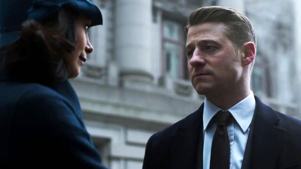 Gotham: Jim Gordon Addresses The People Of Gotham