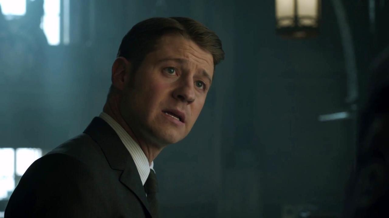 Gotham: A Man With A Reputation