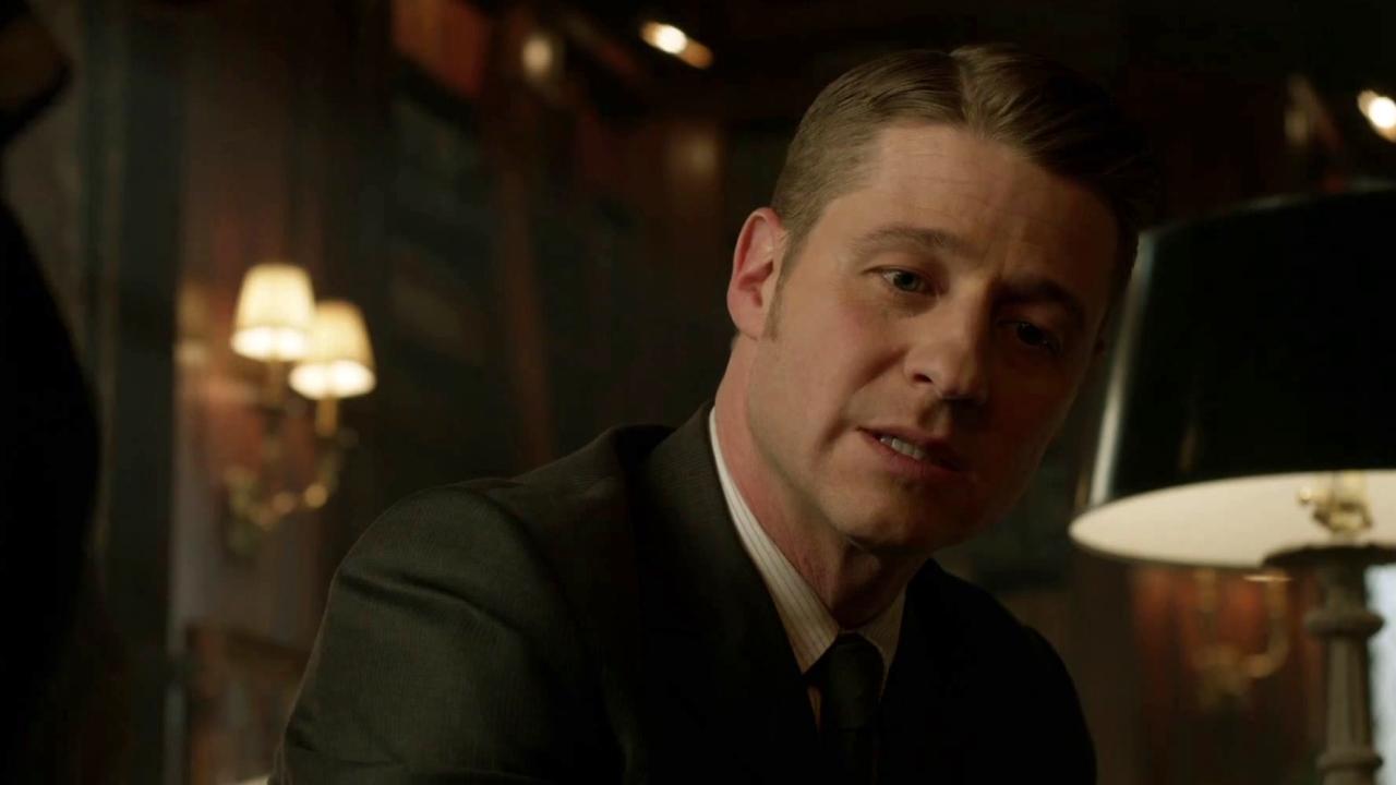 Gotham: You Two Lied