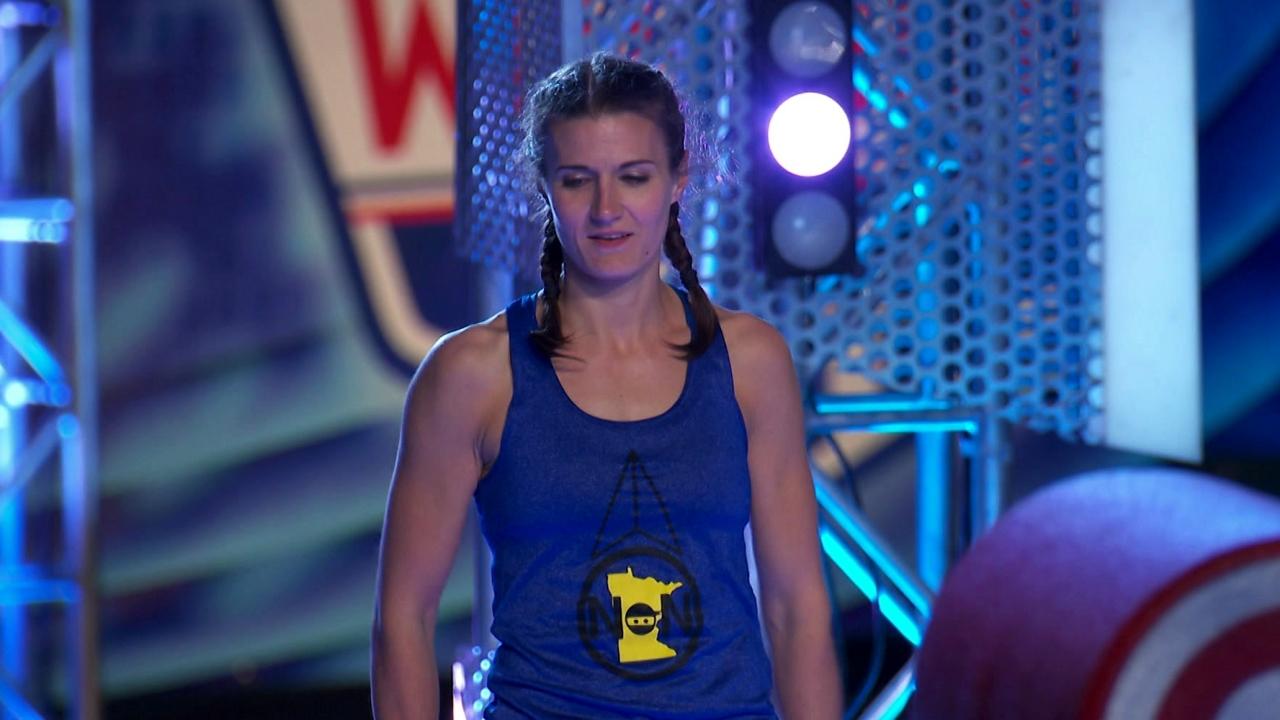 American Ninja Warrior: Sarah Schoback
