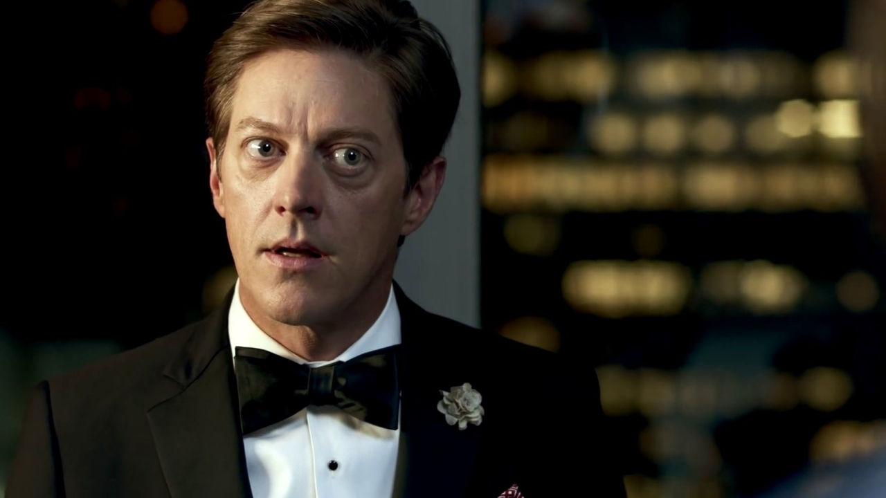 Lethal Weapon: Character Profile: Kevin Rahm As Avery