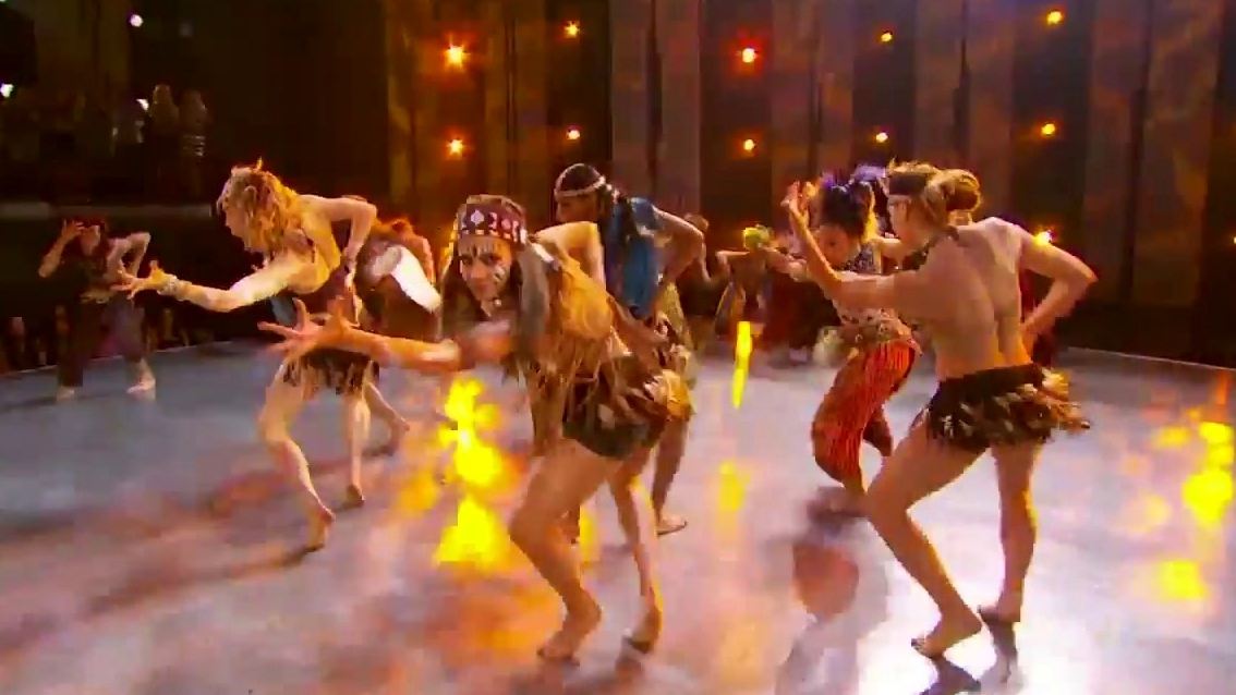 So You Think You Can Dance: Top 9 & All-Stars Performance