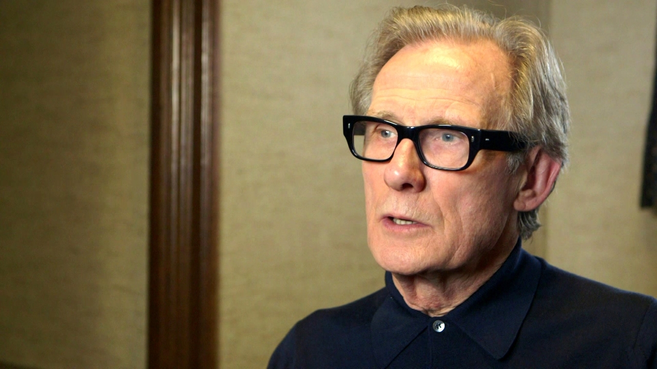 Their Finest: Bill Nighy on what the Audience Can Expect (International)