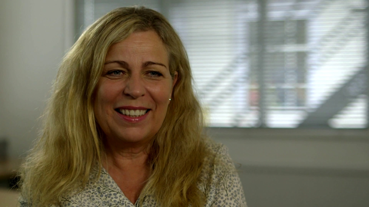 Their Finest: Lone Scherfig On the Role of Catrin (International)