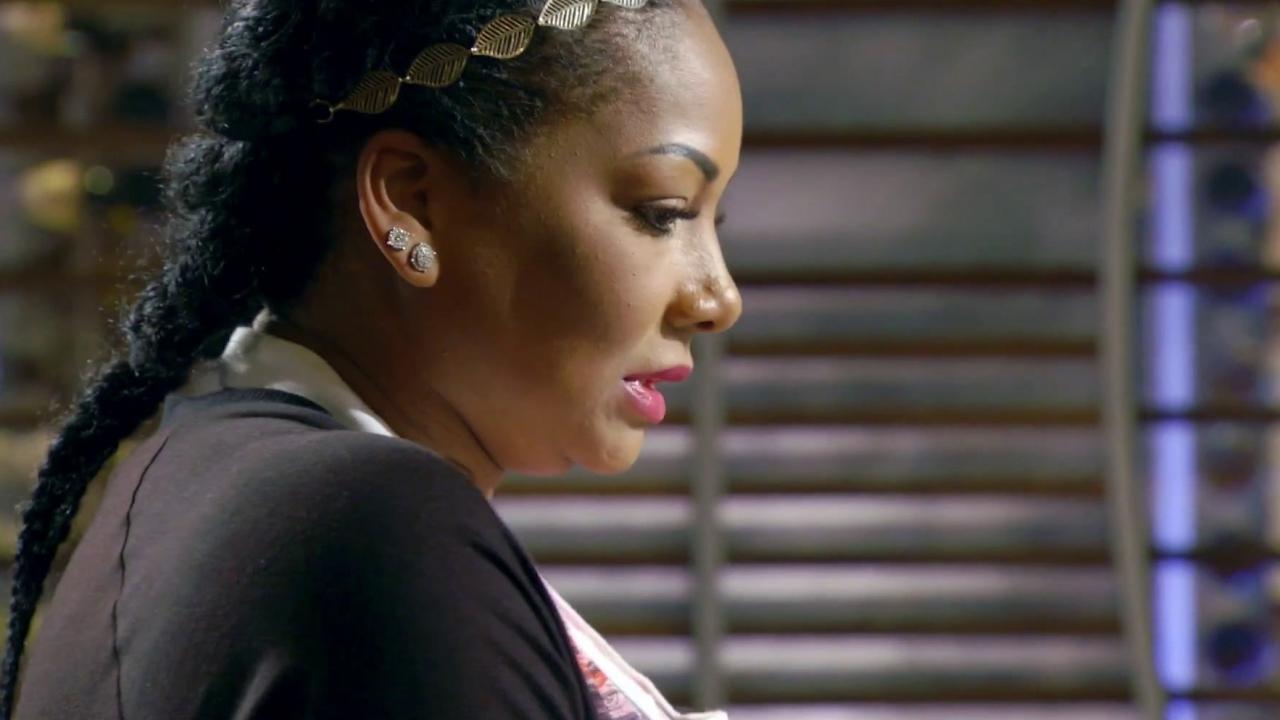 Masterchef: Eboni Has A Breakdown