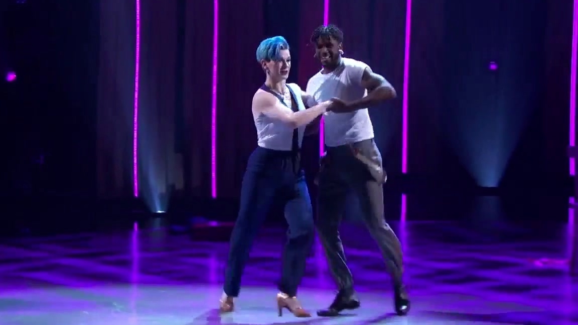 So You Think You Can Dance: Kaylee & Cyrus' Cha Cha Performance