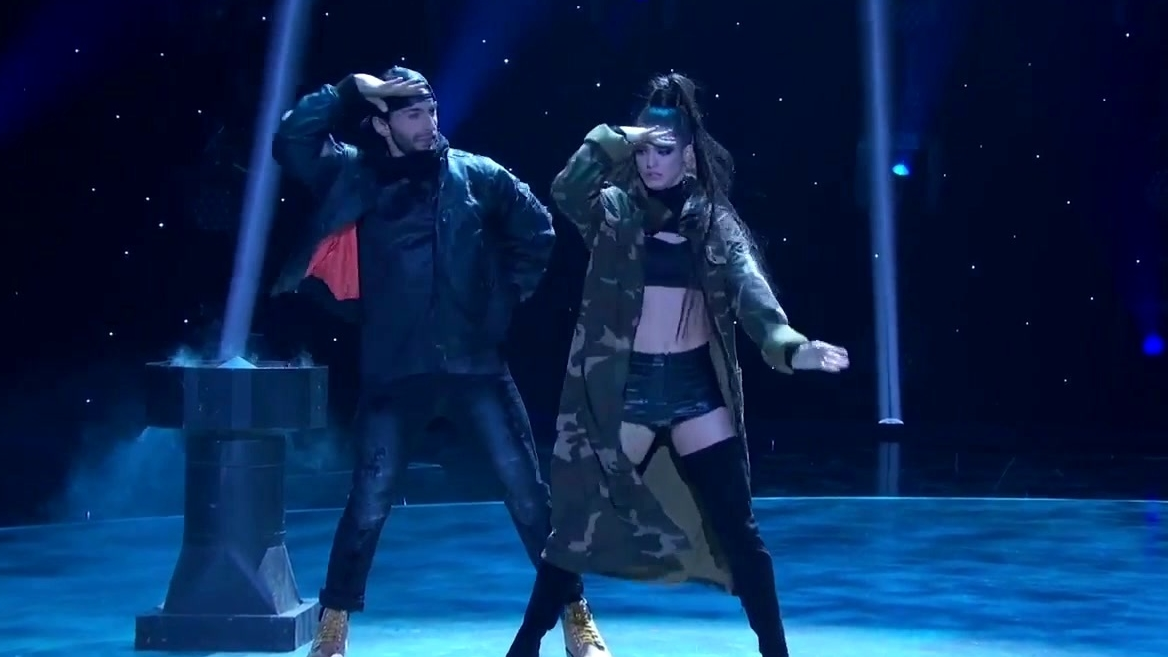 So You Think You Can Dance: Taylor & Robert's Hip-Hop Performance