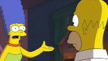 Simpsons Movie Scene: We Just Want Homer