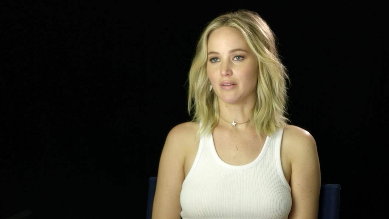 Mother!: Jennifer Lawrence On Meeting Director Darren Aronofsky