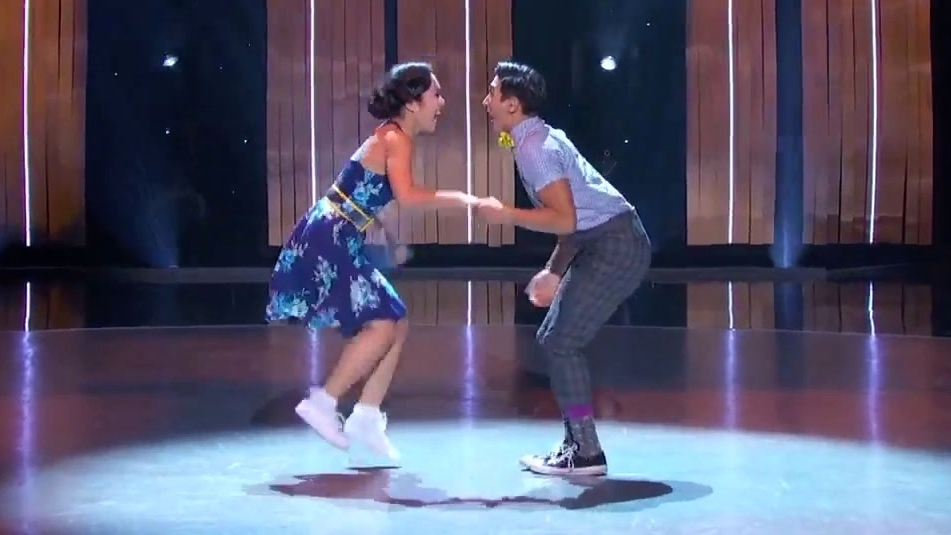 So You Think You Can Dance: Koine & Marko's Jive Performance