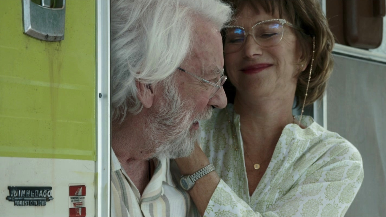 The Leisure Seeker: I Start A Sentence