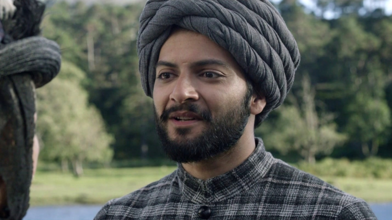 Victoria And Abdul: The Munshi