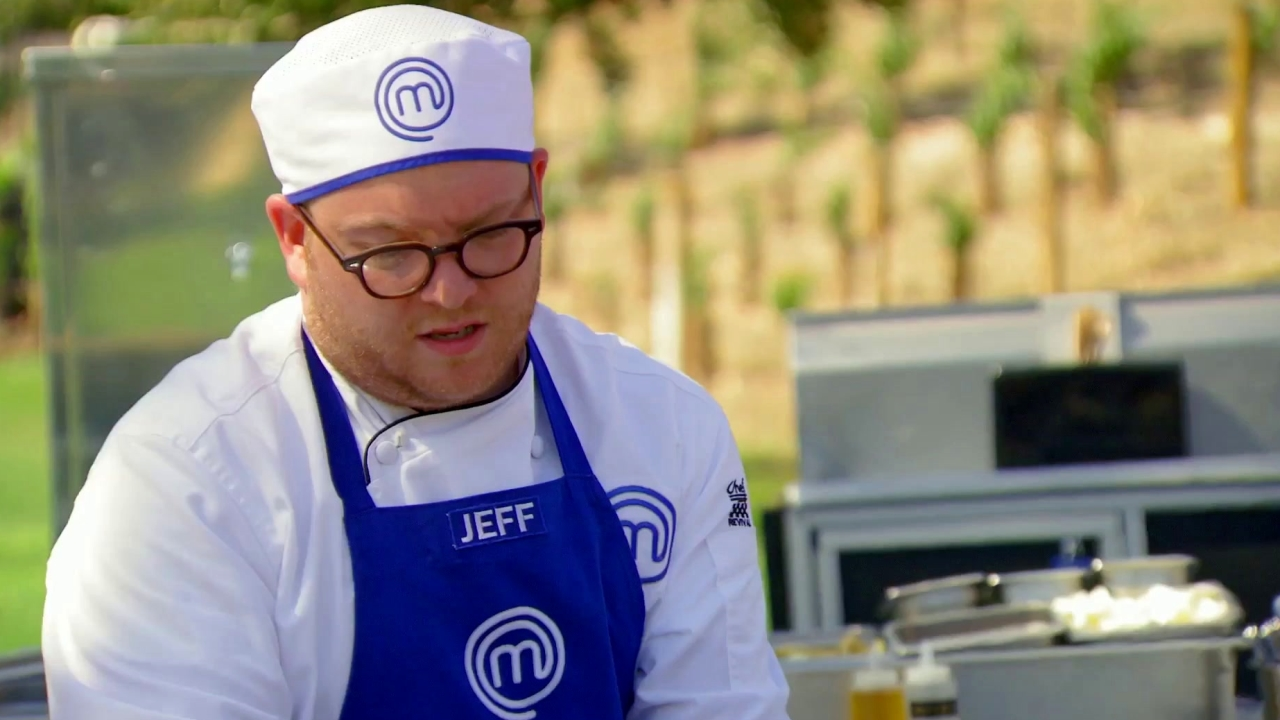 Masterchef: Jeff Is Holding The Blue Team Back