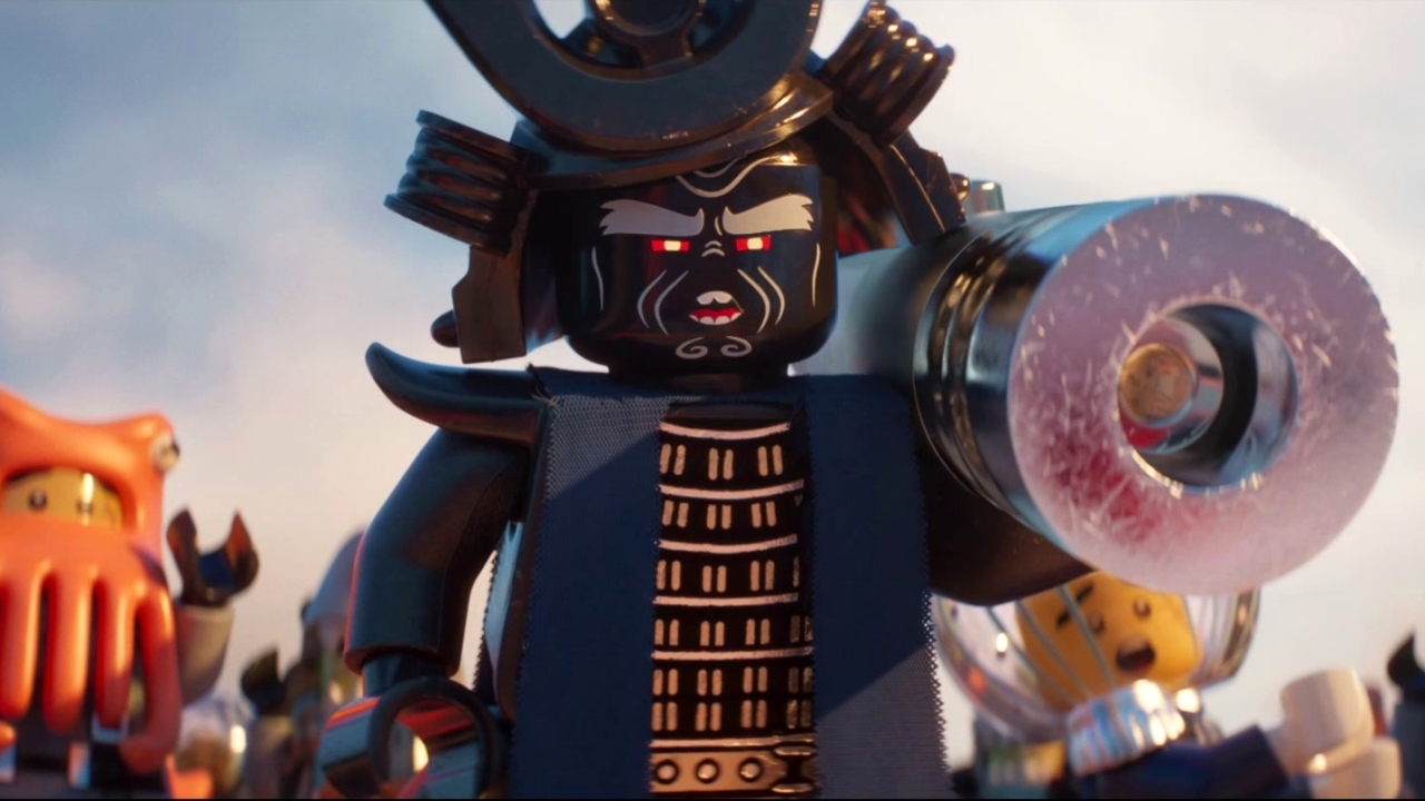 The Lego Ninjago Movie: Kicks & Bricks: Making The Lego Ninjago Movie (Featurette)