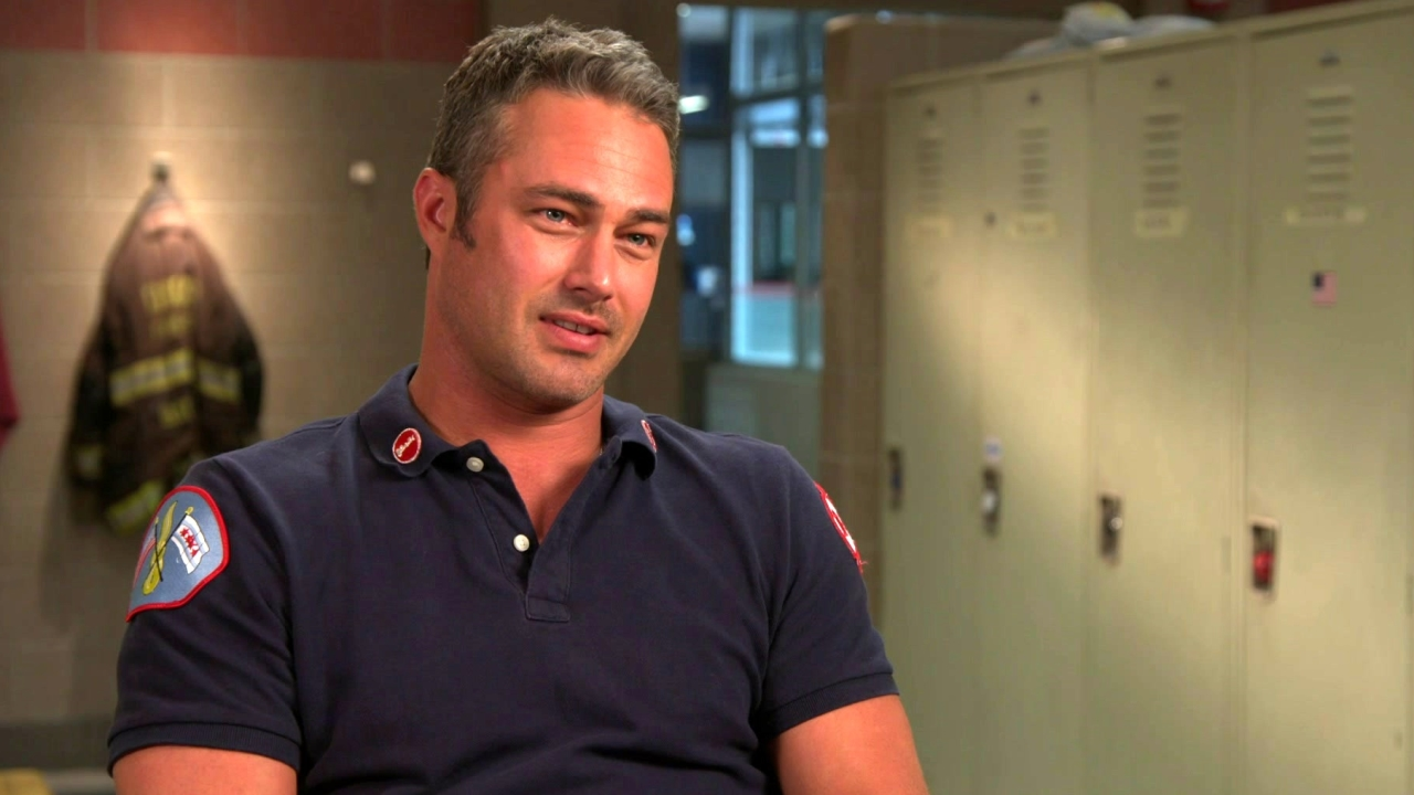 Chicago Fire: Taylor Kinney
