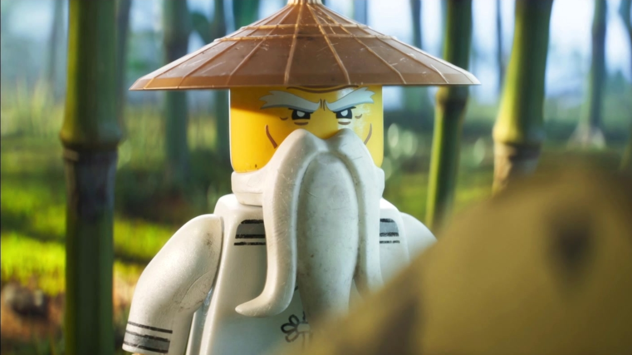 The Lego Ninjago Movie: Jackie Chan Ninjago Formation (Featurette)