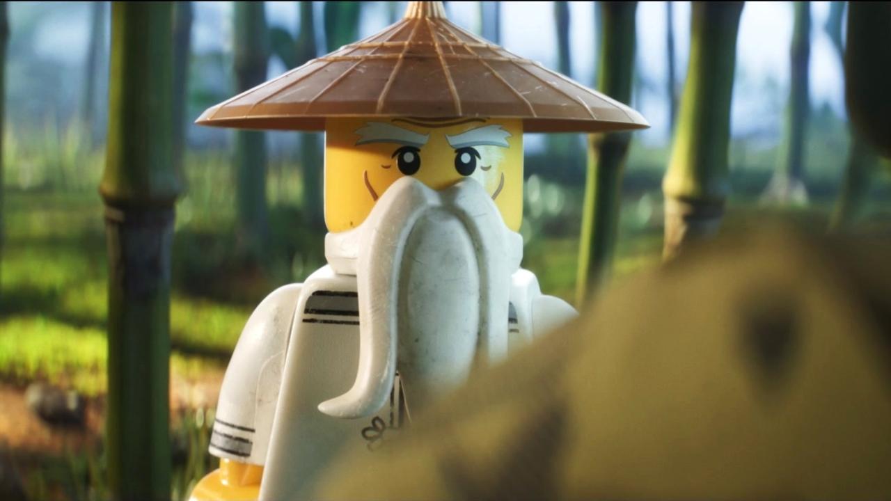 The Lego Ninjago Movie: Ninja Nerds