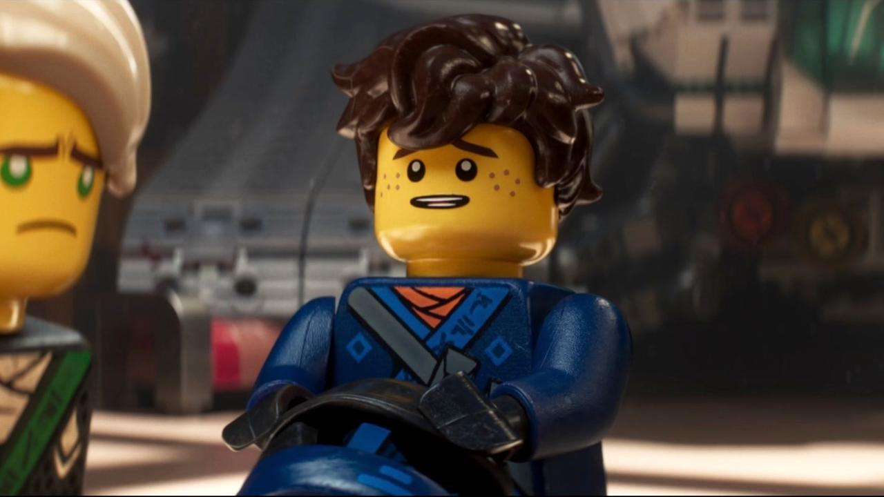 The Lego Ninjago Movie: Quirks