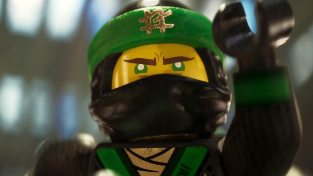 The Lego Ninjago Movie: Ninja Go!