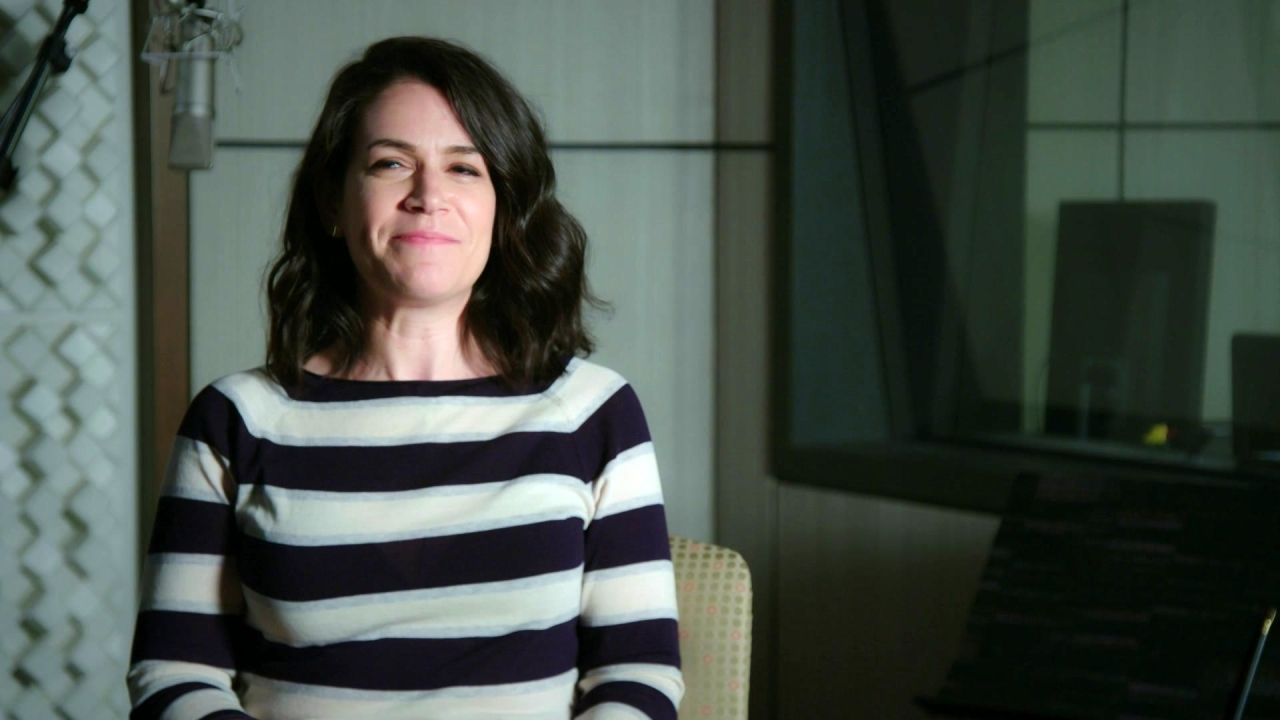 The Lego Ninjago Movie: Abbi Jacobson On Playing With Lego As A Kid
