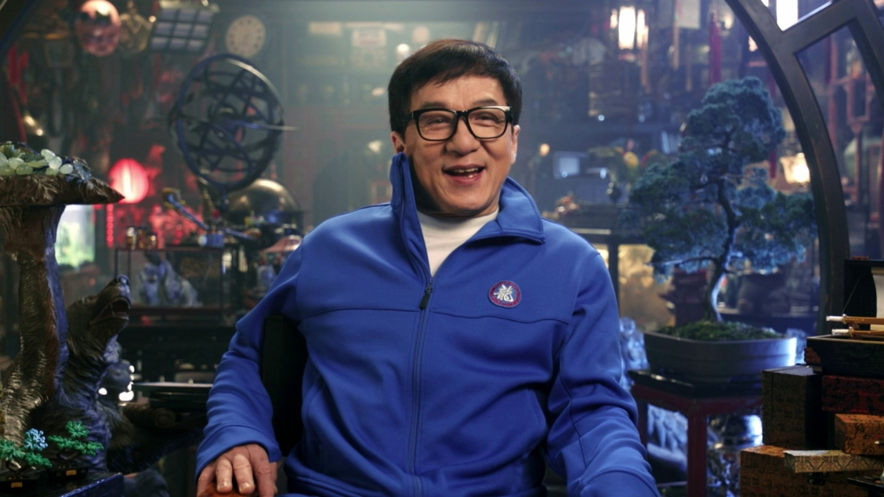 The Lego Ninjago Movie: Jackie Chan On What Is Great About Lego