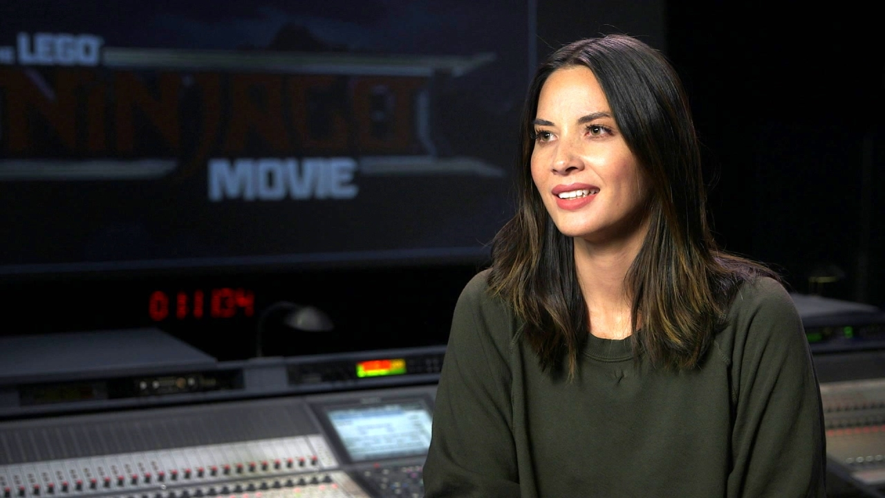 The Lego Ninjago Movie: Olivia Munn On Working On Animated Films Vs Live Action