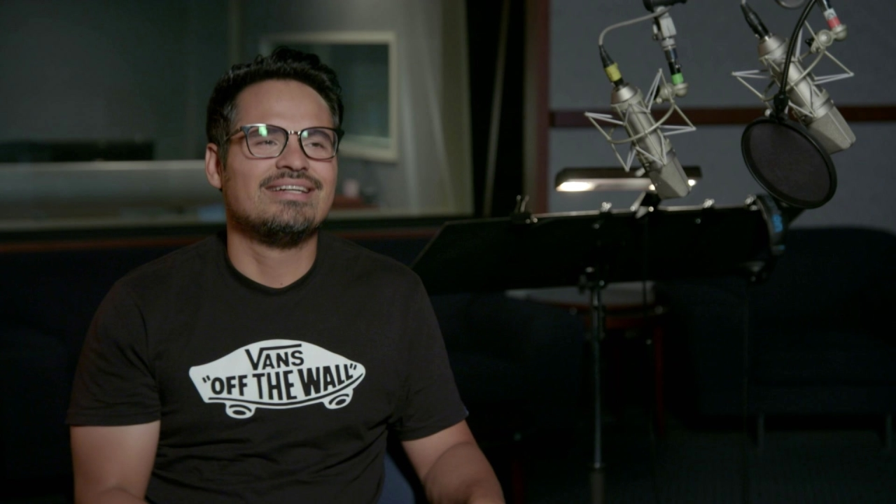 The Lego Ninjago Movie: Michael Pena On Why He Wanted To Do The Movie