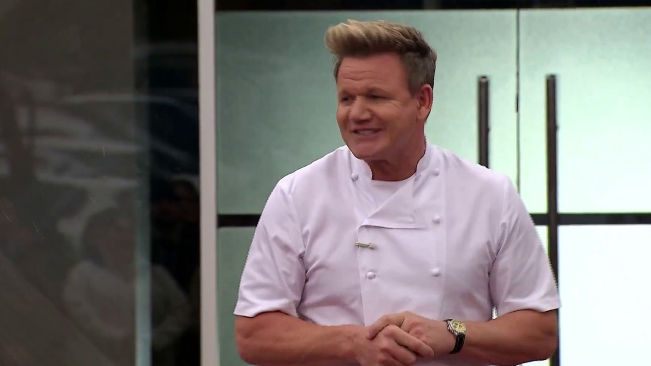 Hell's Kitchen: Gordon Ramsay Introduces The All Stars