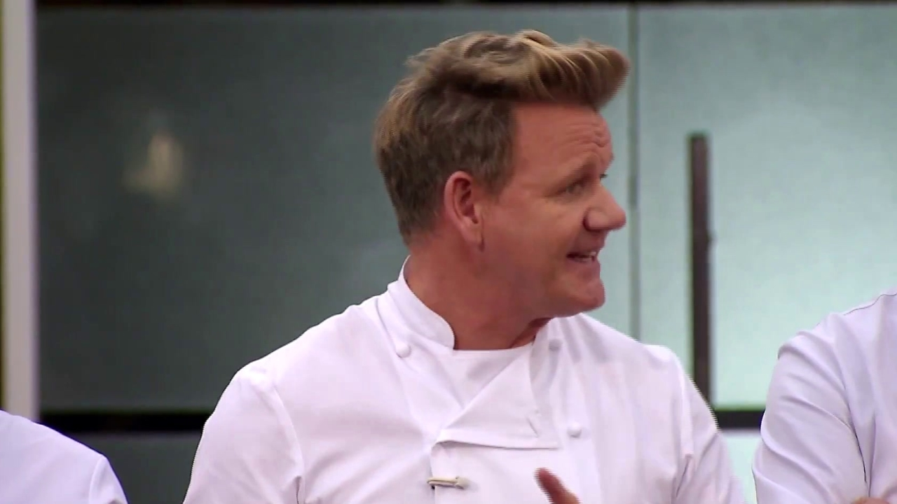 Hell's Kitchen: Gordon Ramsay Gives The All Stars Some Big News