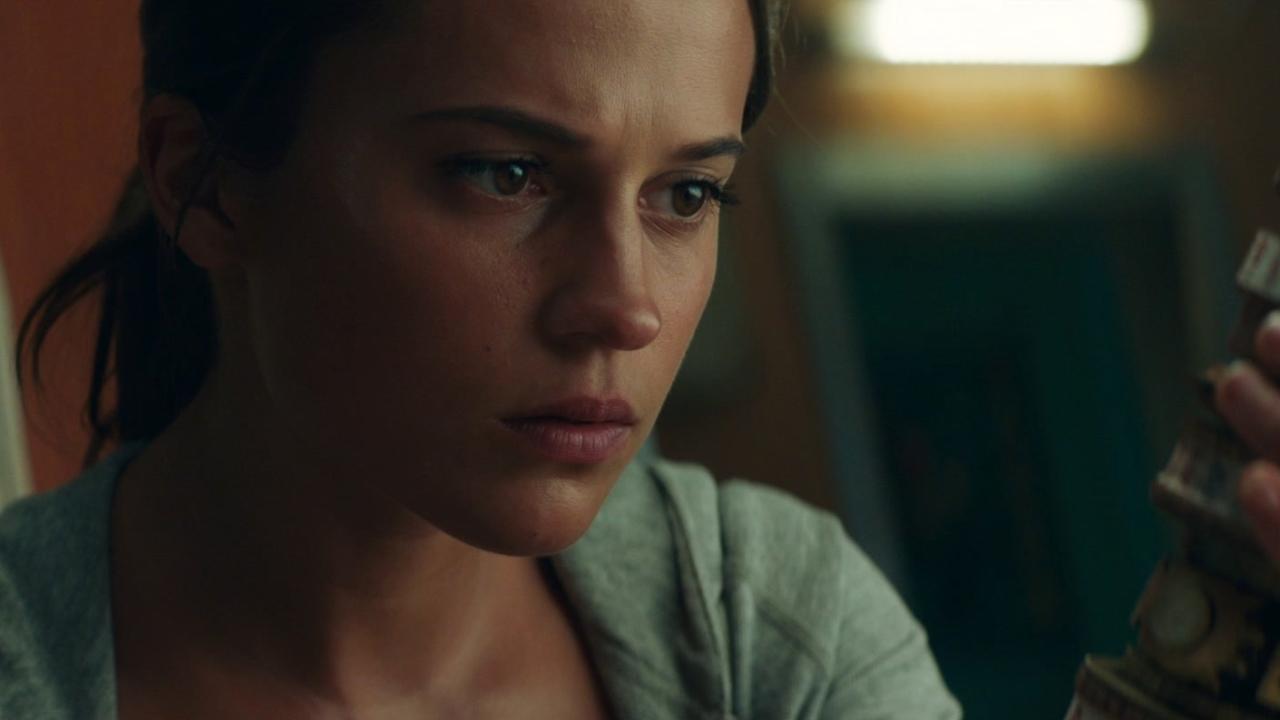 Tomb Raider (International Trailer 1)