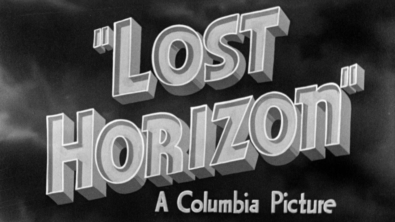 Lost Horizon (Teaser 1)