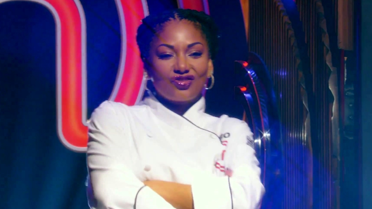 Masterchef: Eboni Makes Her Way Into The Finale Kitchen