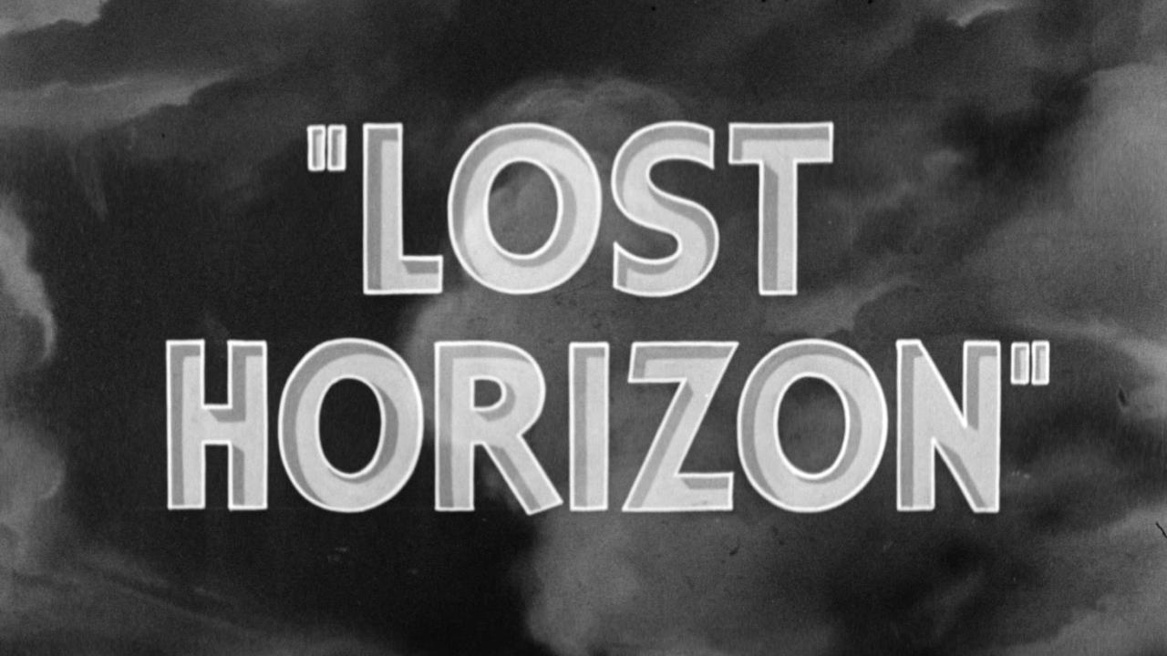 Lost Horizon (Teaser 2)