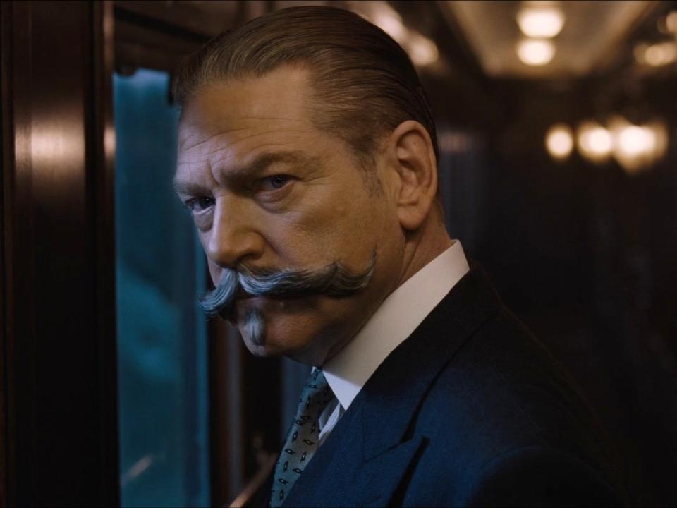 Murder On The Orient Express (Trailer 2)