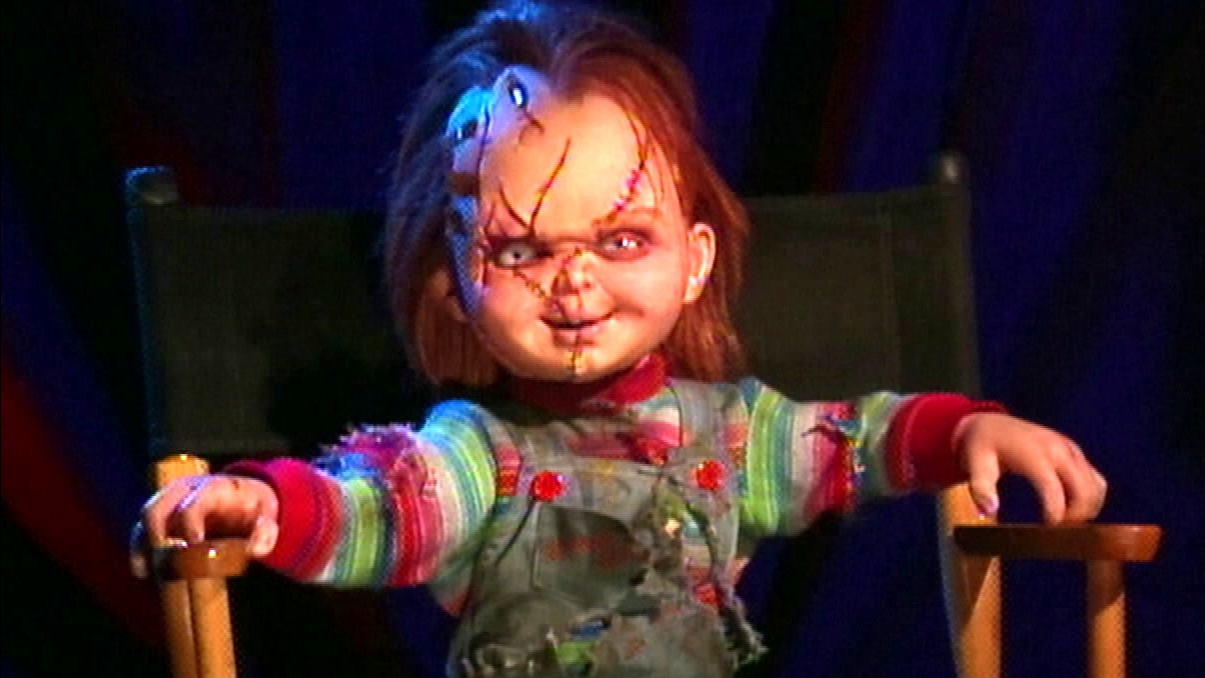 Bride Of Chucky: Chucky On His First Romantic Lead