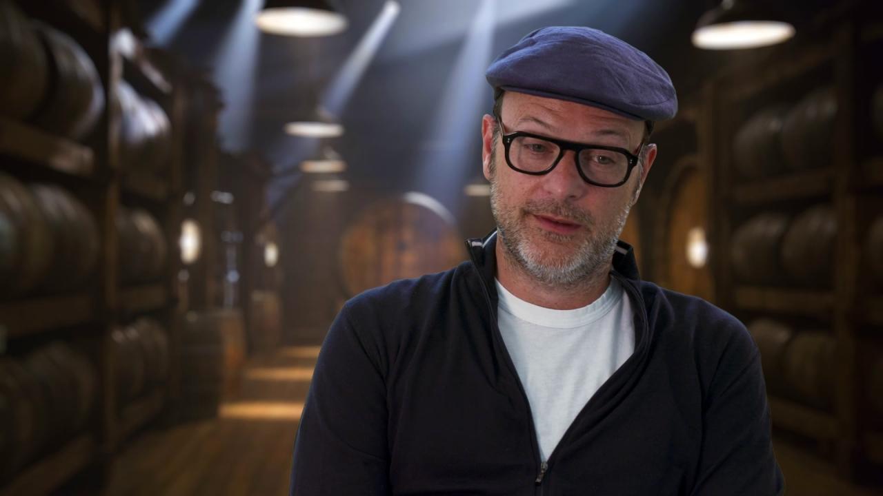 Kingsman: The Golden Circle: Matthew Vaughn On Working With Jeff Bridges