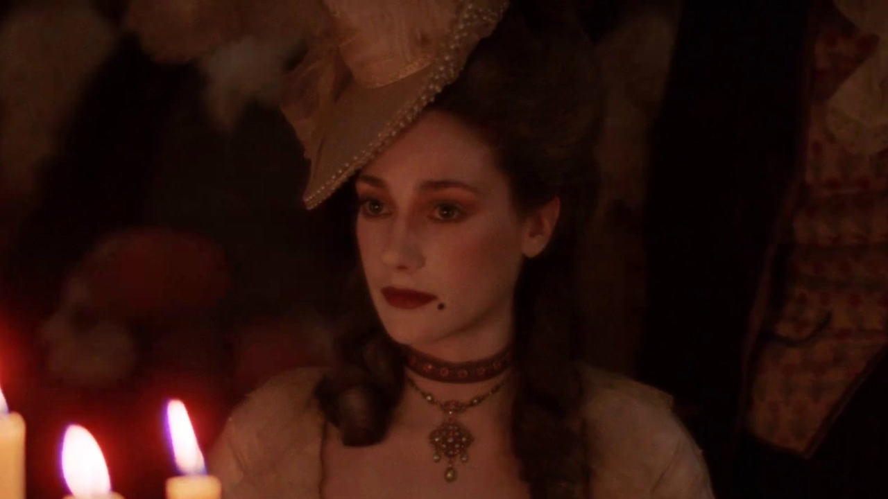 Barry Lyndon: Her Ladyship Was In Love