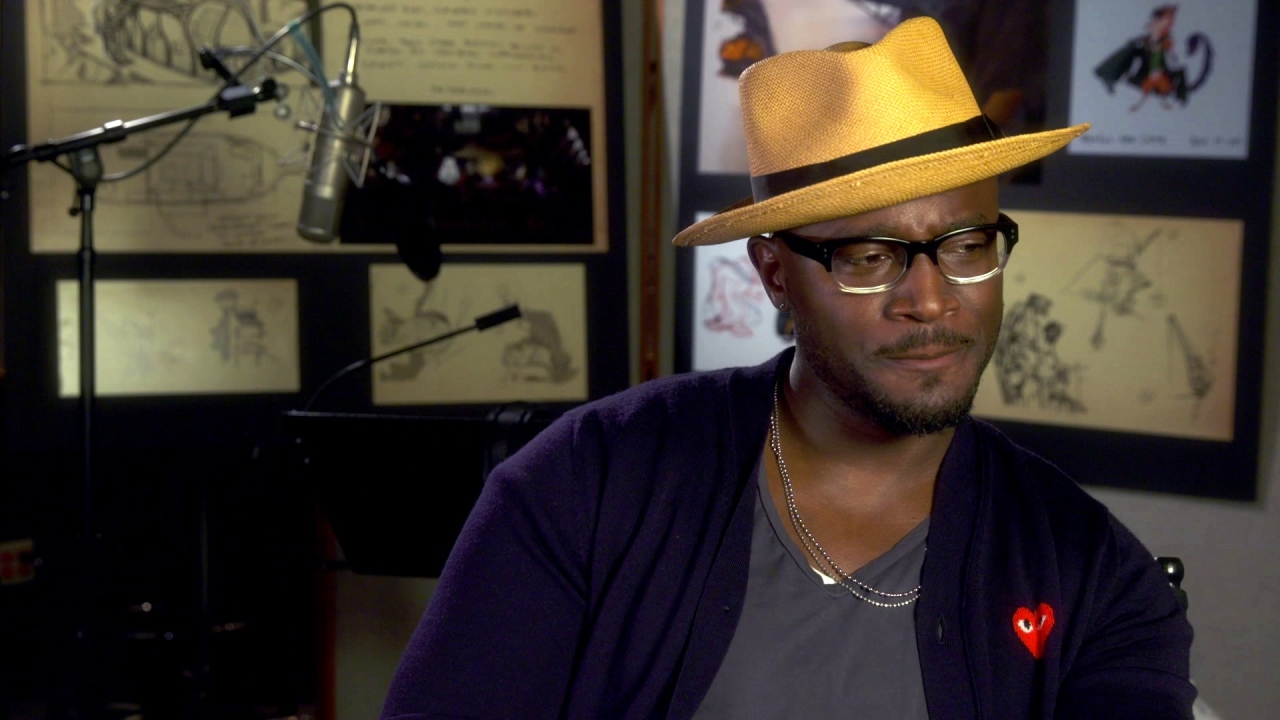 My Little Pony: The Movie: Taye Diggs On His Character 'Tapper'