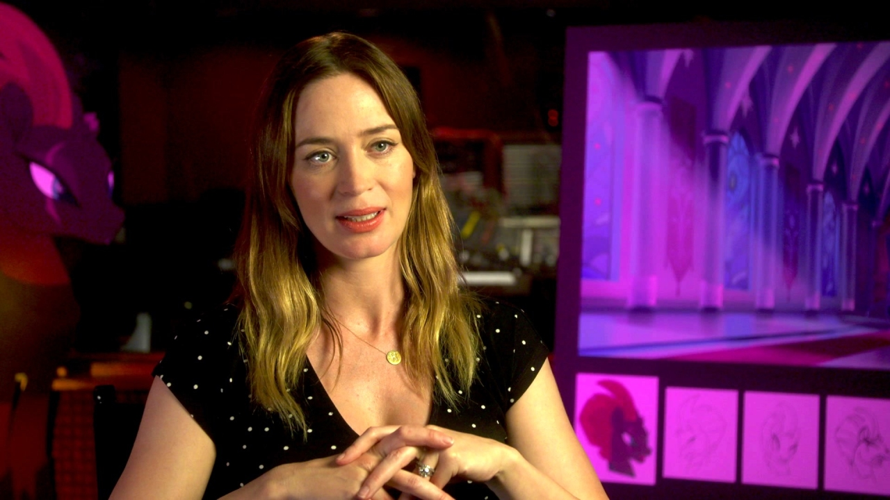 My Little Pony: The Movie: Emily Blunt On How The Movie Starts