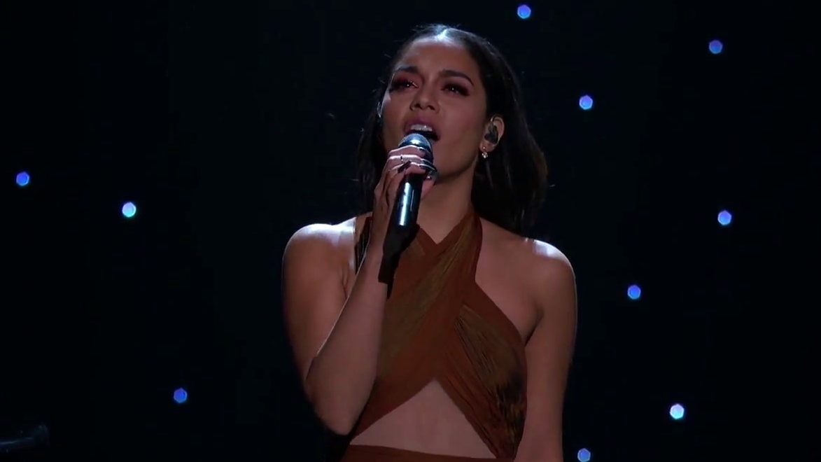 So You Think You Can Dance: Vanessa Hudgens & Robert's Performance