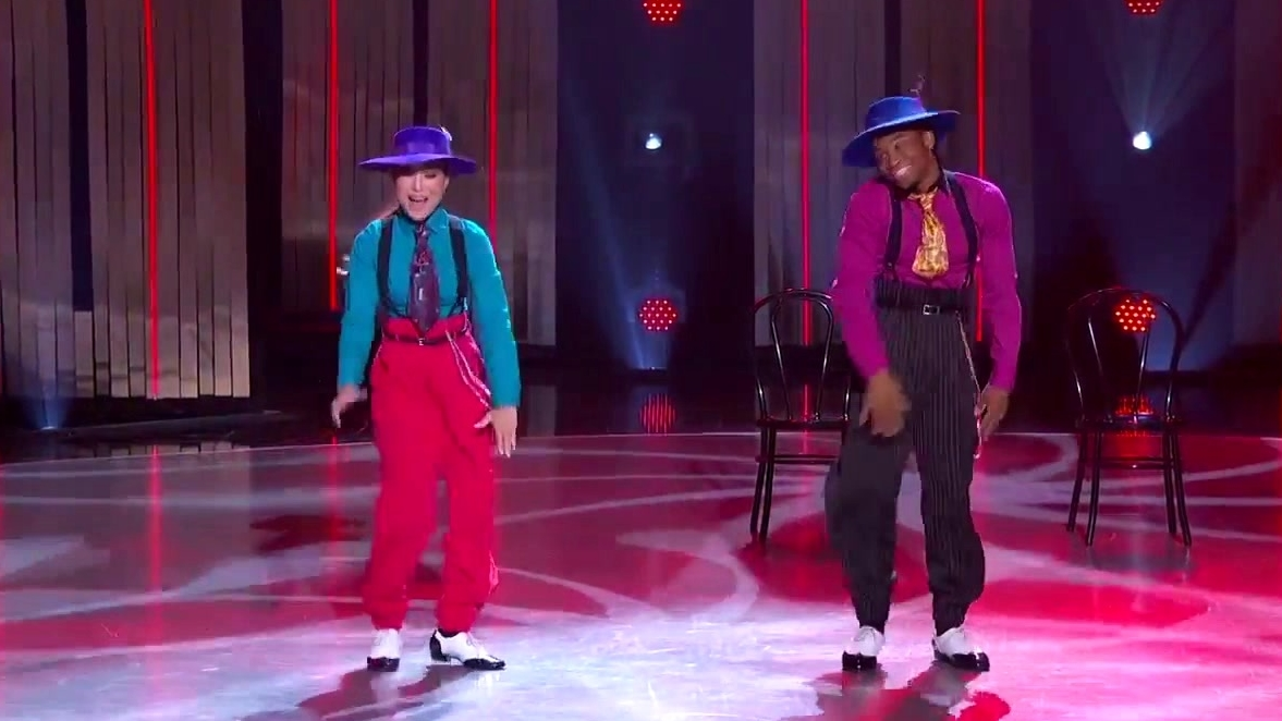 So You Think You Can Dance: Dassy & Fik-Shun's Hip-Hop Performance