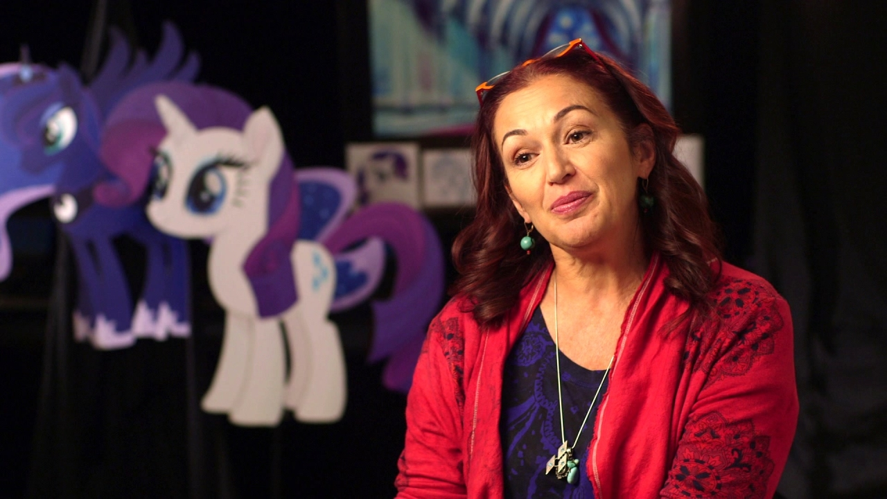 My Little Pony: The Movie: Tabitha St. Germain On The Story