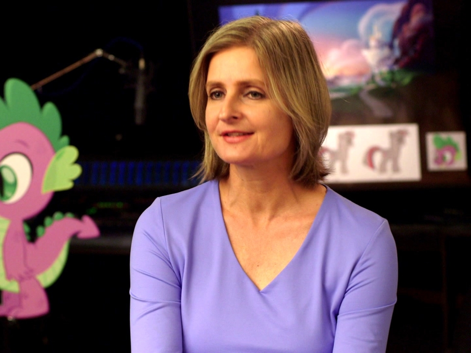 My Little Pony: The Movie: Cathy Weseluck On 'Spike'