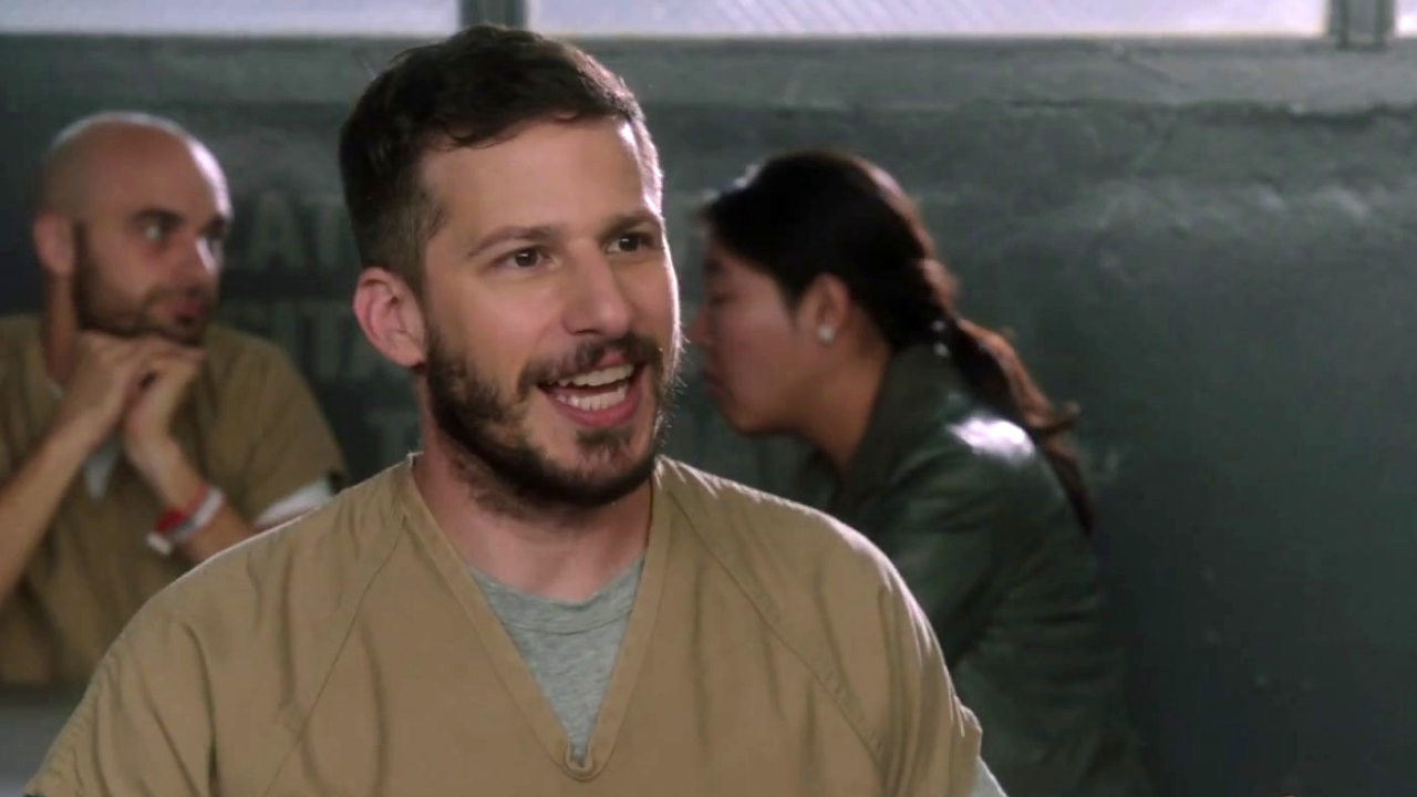 Brooklyn Nine-Nine: Jake Gets A Visit From Amy & Charles