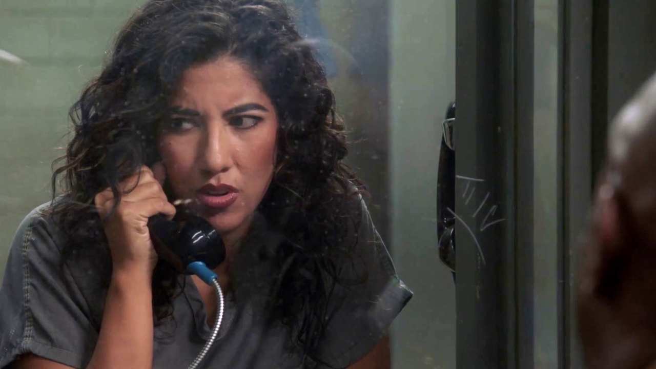 Brooklyn Nine-Nine: Captain Ray Reminds Rosa She Is More Than Just A Number