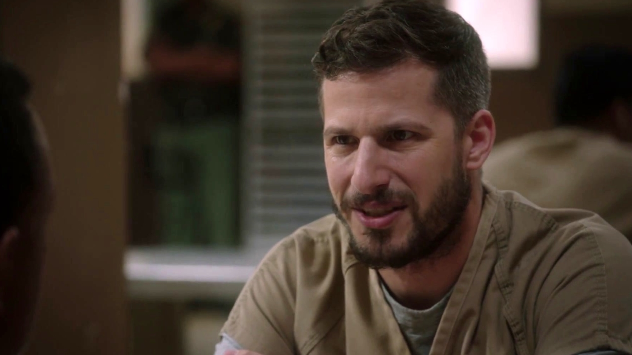 Brooklyn Nine-Nine: Jake Realizes His Only Friend In Prison Is A Cannibal