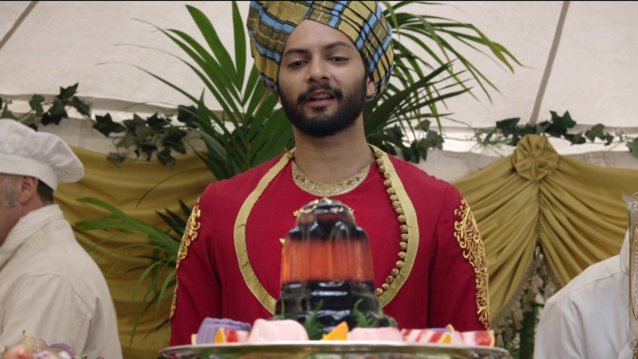 Victoria And Abdul: Garden Party-Jelly