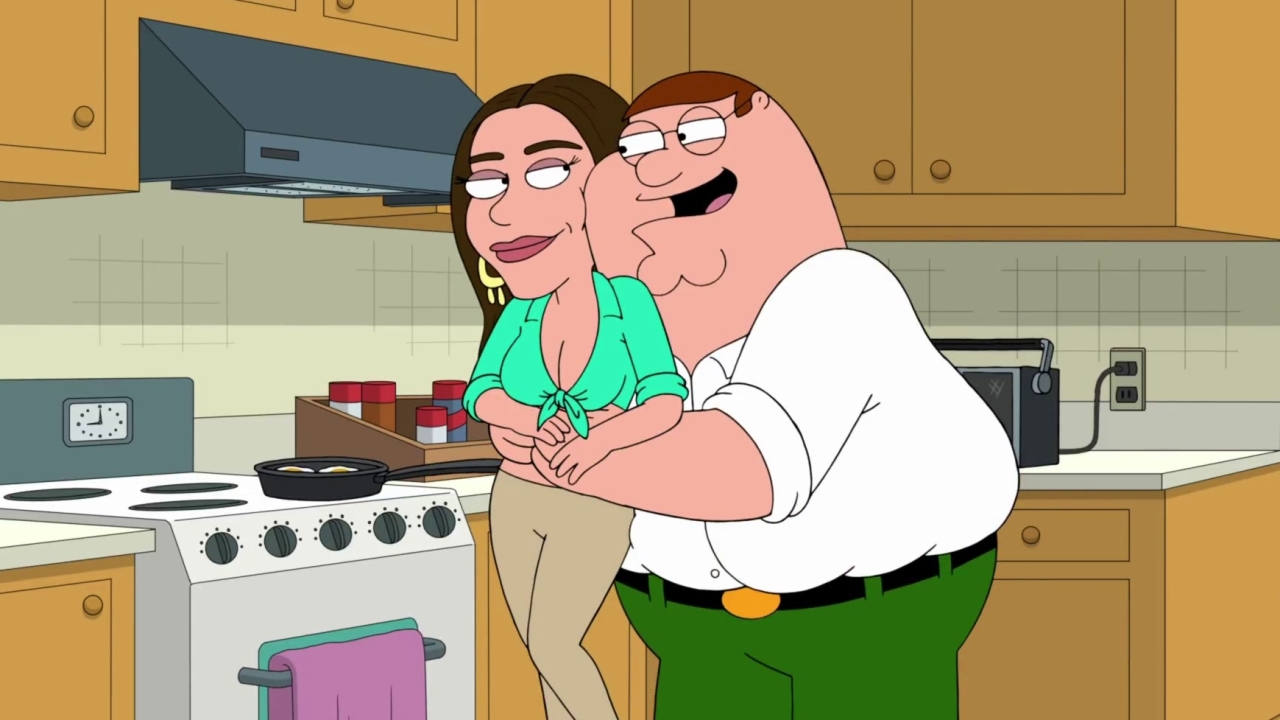 Family Guy: Peter Finds A New Wife Named Lois