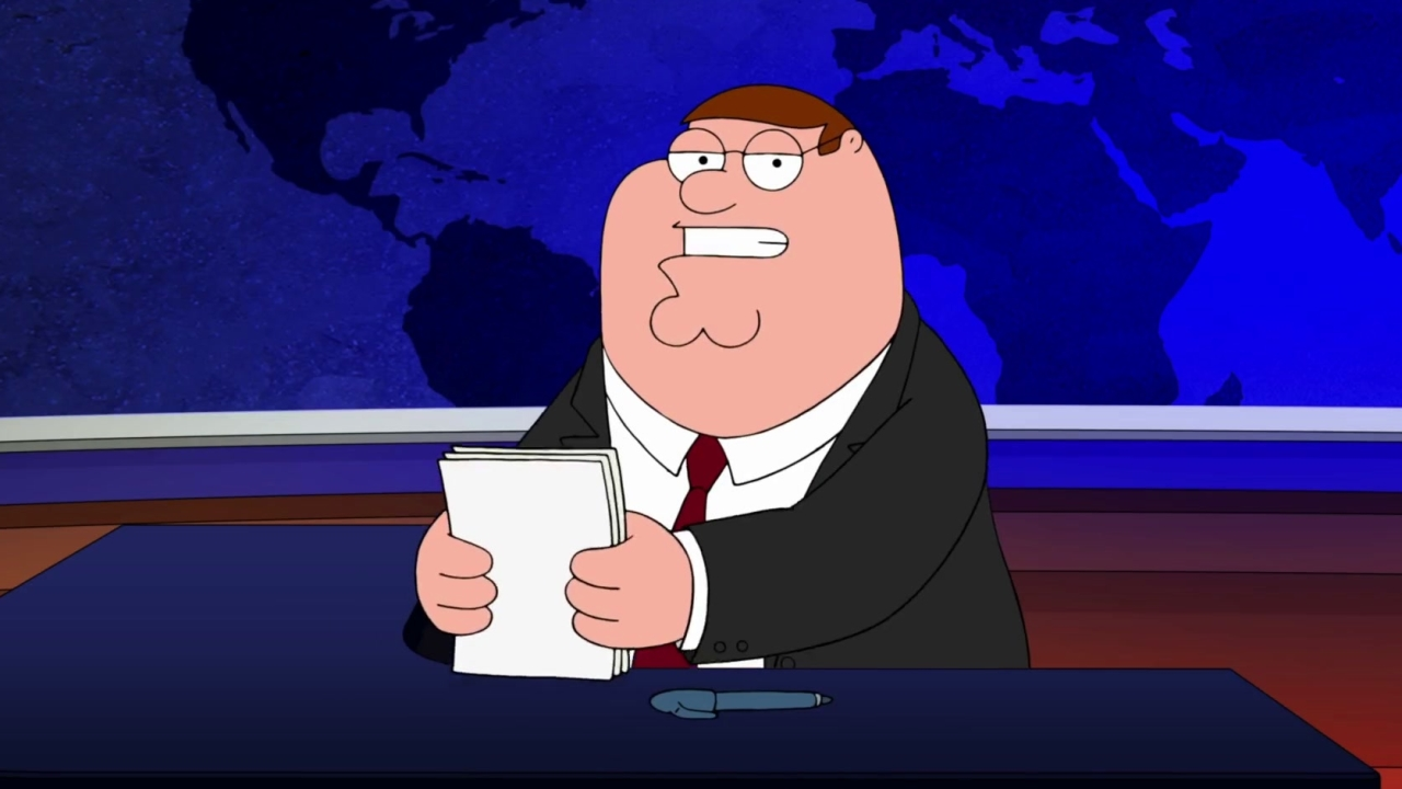 Family Guy: Peter Records A Demo Tape